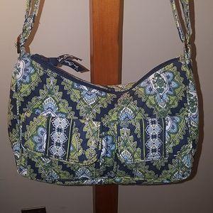 Vera Bradley Libby Bag in Cambridge pattern